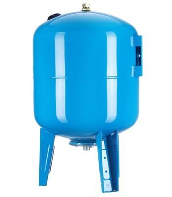 Гидроаккумулятор BELAMOS 80VT синий, вертикальный - фото 10121