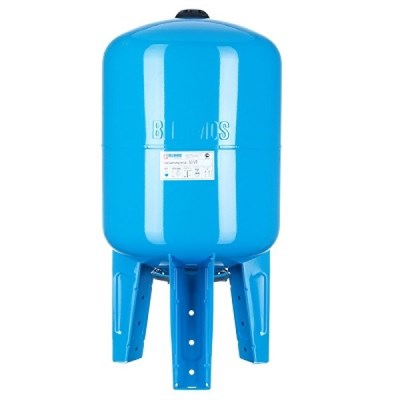 Гидроаккумулятор BELAMOS 50VT синий, вертикальный - фото 4701