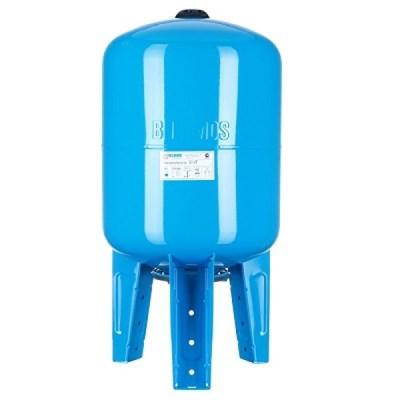 Гидроаккумулятор BELAMOS 100VT синий, вертикальный - фото 4706