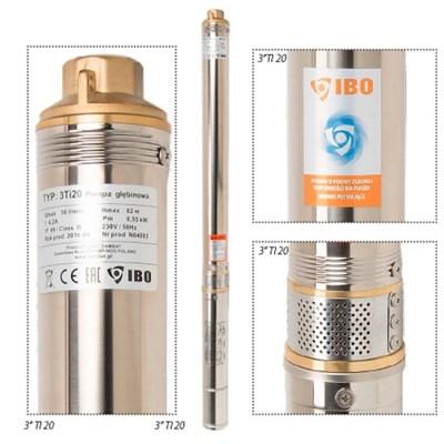 Скважинный насос IBO 3Ti20 - фото 5162