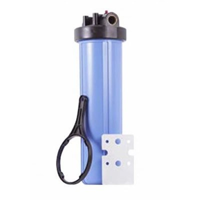 Фильтр BB 1 -20  (0,6-8,8 бар, картридж PP 10 мкм, кронштейн, ключ). - фото 5246