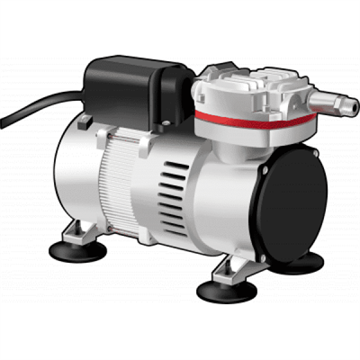 Компрессор WS 20-23/4 в комплекте с регулятором давления и манометром - фото 5277