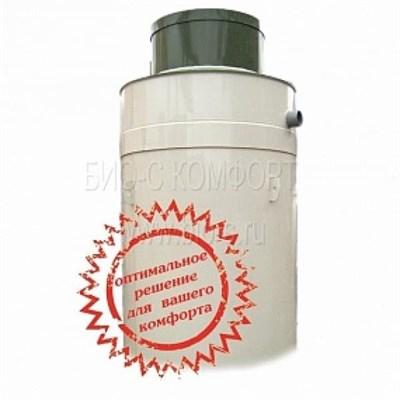 Система для очистки сточных вод  БИО-С-5 Комфорт - фото 5284