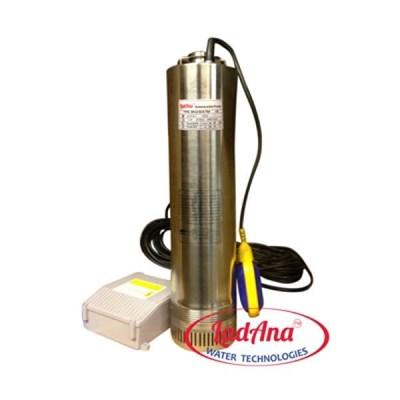 Колодезный насос LadAna SPm 4 04-0.75A с пультом управления - фото 5298