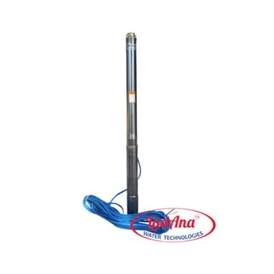 LadAna 65 QJD 117-0.25 - погружной насос 2,5  с кабелем 20м. - фото 5319