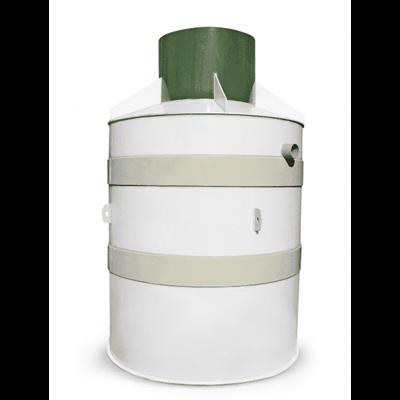 Автономная канализация БИО-С Комфорт 12 с самотечным водоотведением - фото 5676