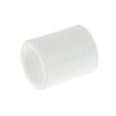 Муфта PP-R 40мм (цвет белый) - фото 6173