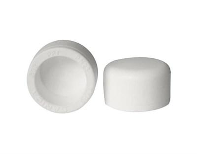 Заглушка PP-R 63мм (цвет белый) - фото 6336