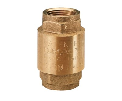 Обратный клапан с металлическим седлом ITAP 1-1/4  (Италия), - фото 6422
