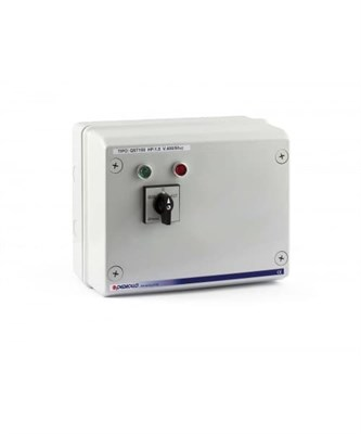 Пульт управления QET 400 (3,0 кВт) для трехфазных 4  дюймовых погружных электронасосов - фото 6457