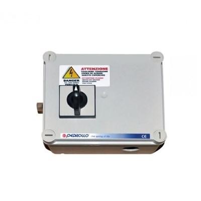 Пульт управления QEM 200 (1,5 кВт) для однофазных 4  дюймовых погружных электронасосов - фото 6544