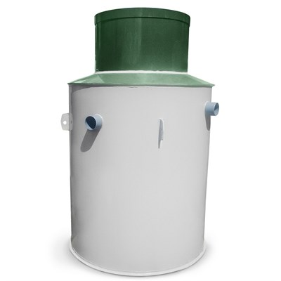 Система для очистки сточных вод  БИО-С-3 Комфорт Пр - фото 6659