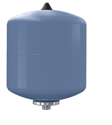 Гидроаккумулятор Reflex DE 25, PN10, G3/4 , Т до 99гр.С (D 280мм, Н 500мм) - фото 6996