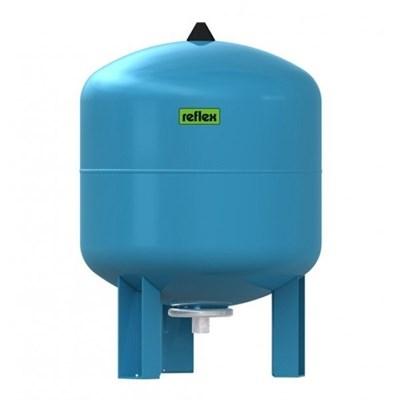 Гидроаккумулятор Reflex DE 50, PN10, R1 , V = 50 л, Т = до 99 гр. С (D=480мм, H=835мм) - фото 6999