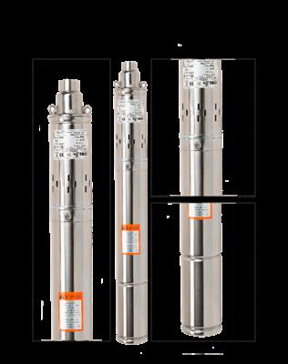 Насос IBO SQIBO погружной (винтовой) с кабелем 20 м., 0.55 kWt, 3 - фото 7177