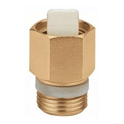Обратный клапан для воздухоотводчика (латунь) - фото 8393