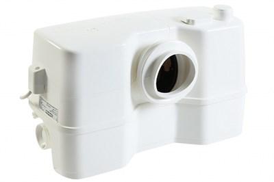 Канализационная установка SOLOLIFT2 WC-3 1х220 В, 0.62 кВт, Тмакс. +50гр.С, (подключения: унита - фото 8479