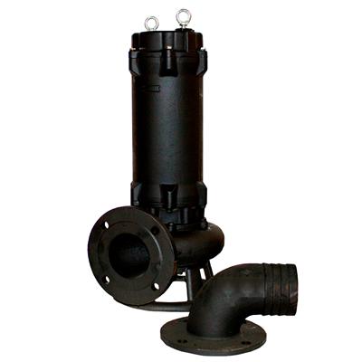 Фекальный насос IBO ZWQ 5500 (380V) - фото 8612