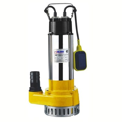 Насос дренажный DWP 1500/18/450л. мин., каб. 10м, Н 18.5м. - фото 9860