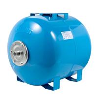 Гидроаккумулятор BELAMOS 80CT2 синий, горизонтальный