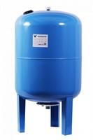 Гидроаккумулятор SP100, 100л. проходной, синий, вертикальный