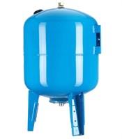 Гидроаккумулятор BELAMOS 80VT синий, вертикальный