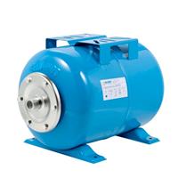Гидроаккумулятор BELAMOS 24СT2 синий, горизонтальный