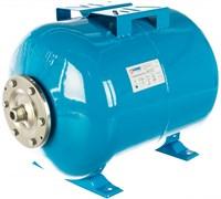 Гидроаккумулятор BELAMOS 50CT2 синий, горизонтальный
