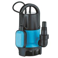 Фекальный погружной насос IBO IP 400 дренажный с режущим механизмом 125л/мин H-5м каб.8м