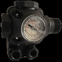 Реле давления IBO PC-2 с манометром