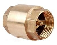 Клапан обратный  RE-GE  с металлическим седлом G1 1/4