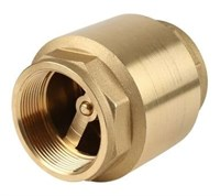 Обратный клапан с металлическим седлом ITAP 2