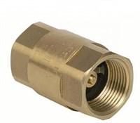 Клапан обратный  RE-GE  с металлическим седлом G1