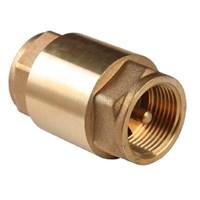 Клапан обратный с металлическим седлом 1
