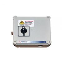 Пульт управления QEM 200 (1,5 кВт) для однофазных 4  дюймовых погружных электронасосов