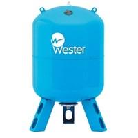 Гидроаккумулятор Wester WAV 100 л - бак мембранный для водоснабжения