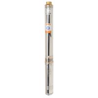 Насос скважинный IBO 4SD 16/18 с кабелем 1м  408л/мин.,диам.98мм,центробежный