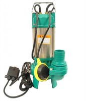 Omnigena WQ 2200 FURIA ECONOMIC с измельчителем 230V фекальный погружной насос