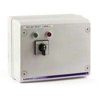 Пульт управления QET 550 для трехфазных 4  дюймовых погружных электронасосов 4,0 кВт