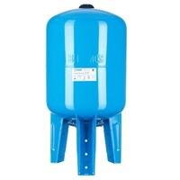 Гидроаккумулятор BELAMOS 100VRT синий, вертикальный