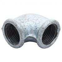 Угольник чугун оц Ду 32 Fittex