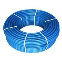 Труба ПНД 25x2,0 мм SDR 13,6 (PN 10) бух.100м голубая (ЭКОБАТ)
